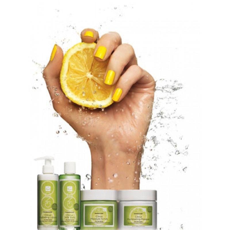 CND manicure