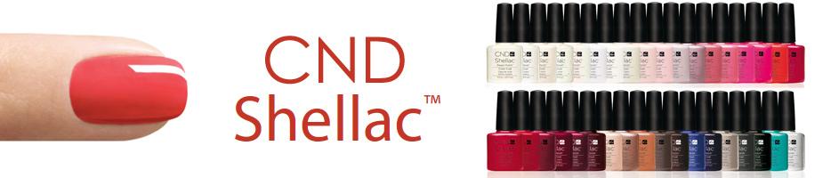 CND™ Shellac™ kleuren