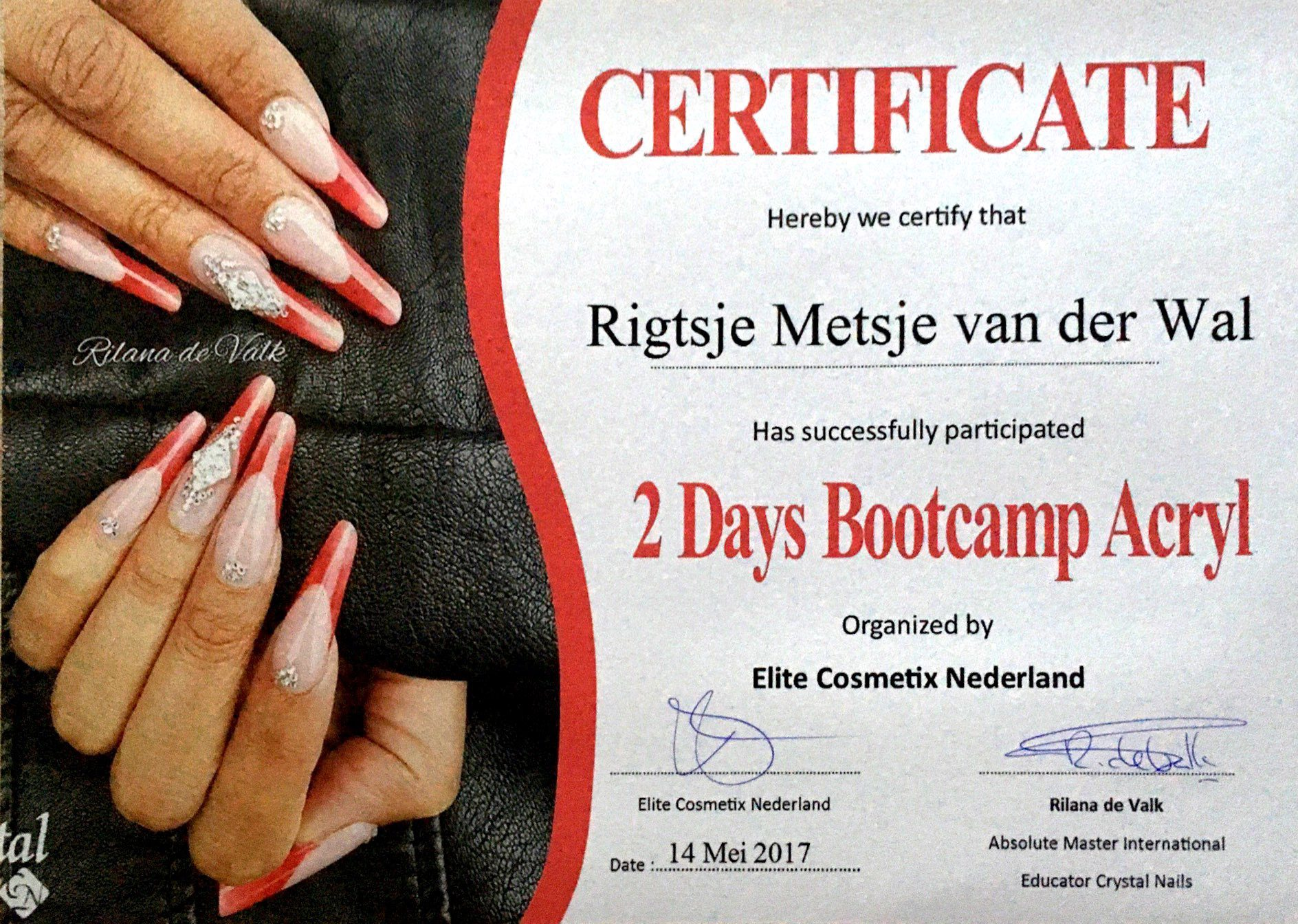 2Days Bootcamp Acryl