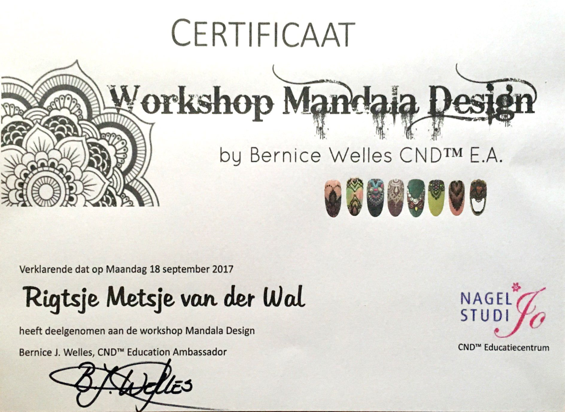 Workshop Mandala Design